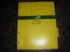 John Deere JD 500 BALER  Parts book/manual pc 1529