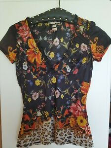 Roberto Cavalli Damen-Shirt xs