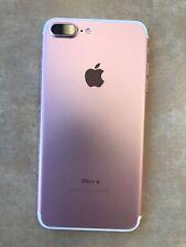 OEM Original Apple iPhone 7 Plus Rose Gold Housing Mid Frame Small Parts