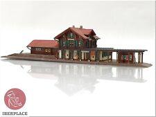 Z 1:220 mini-club escala modelismo trenes estacion Kibri <