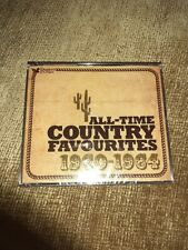 ALL TIME COUNTRY FAVOURITES 1960 - 1964 ( 3 DISC ) NEW & SEALED