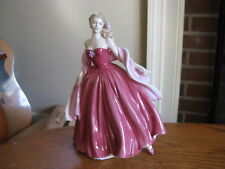 "Royal Doulton Pretty Ladies HN4745 Treasured Moments 8 3/4"" Figurine 2004"