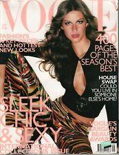 Vogue Fashion Magazine September 1999 Gisele Bundchen Mario Testino 031120AME