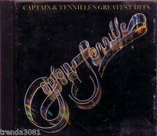 CAPTAIN TENNILLE Greatest Hits CD Classic 70s Rock Anthology LOVE KEEP TOGETHER