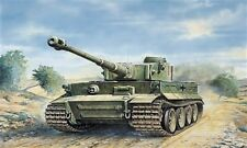 Italeri No.286 Pz.Kpfw.V1 Tiger Ausf.E (TP) Tank Kit 1/35th Scale Tracked48 Post