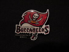 Beautiful Tampa Bay Buccaneers 2011 Sga Collector Pin #1, Very Nice!