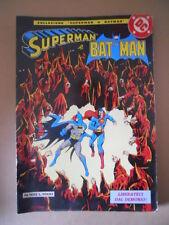 Superman e Batman n°100 1984 ediizone CENISIO RARISSIMO!!  [G734C] BUONO