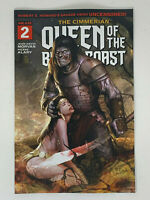 Cimmerian Queen of the Black Coast #2 InHyuk Lee D Variant ABLAZE Comics 2020