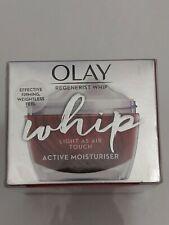Olay Regenerist Whip Light as Air Active Moisturiser 50ml