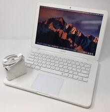 """2010 Apple MacBook Unibody 13.3"""" / 2.4GHz / 2GB RAM / 250GB HD / A1342 MC516LL/A"""