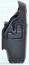 BlackHawk CQC Serpa Holster Stun Gun 44H015PL-R Taser X26 X-26 Semi Gloss Finish