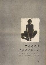 7/10/89Pgn12 Advert: Tracy Chapman 'crossroads' New Album On Elektra 15x11