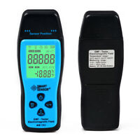 EMF Meter Electromagnetic Field Strength Radiation Detector with Digital LCD