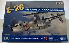 KIT KINETIC 1:48 AEREO E-2C HAWKEYE J.A.S.D.F. 50th ANNIVERSARY  48014  K48014