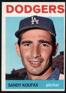 1964 Topps Baseball - Pick A Card - Cards 1-196