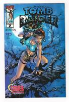 TOMB RAIDER THE SERIES 2 (NM+) TOWER RECORDS VARIANT FOIL TITLE  (SHIPS FREE) *