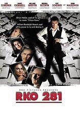 RKO 281 Region Free DVD - Sealed