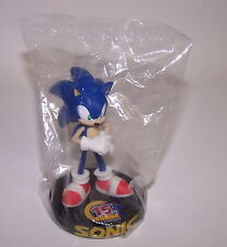 "Sonic the Hedgehog 15th Anniversary 5"" Figure Statue Sealed Promo NIP Sega Games"