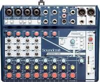 Soundcraft Notepad-12FX 12-Kanal Mischpult mit Lexicon Effekten