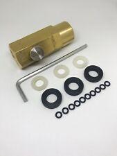 CO2 Adapter  zur Befüllung von Sodastream / Soda Club 425g Wassersprudler