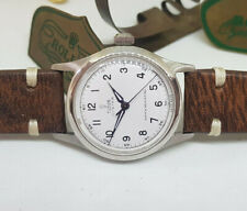 RARE VINTAGE ROLEX TUDOR OYSTER WHITE DIAL MANUAL WIND MAN'S WATCH