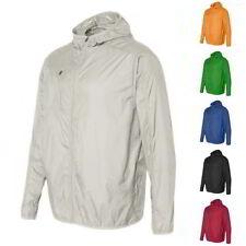 Nylon Solid Regular Size L Coats & Jackets for Women