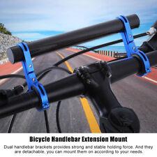 MTB Bike Fahrrad Lenker Befestigung Adapter Halter Extender 20cm Kohlefaser RD 7