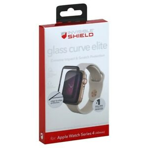 INVISIBLE SHIELD - GLASS CURVE ELITE - APPLE iWATCH Series 6/SE/5/4 - 40MM