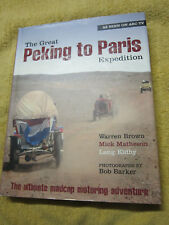 The Great Peking to Paris Expedition