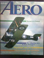 AERO  Heft 142   Das illustrierte Sammelwerk der Luftfahrt   in Schutzhülle