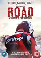 """Isle of Man TT Joey Dunlop - Robert Dunlop """"ROAD"""" A3 MOVIE POSTER PRINT IOM TT"""