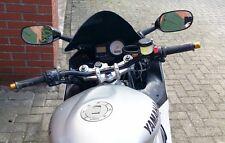ABM Superbike Lenker Umbau Kit KOMPLETT Yamaha YZF-R6 RJ03 Baujahr 1999-2002