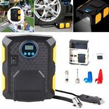 Portable Tire Inflator Car Air Pump Compressor Electric Auto 12V DC 150 PSI