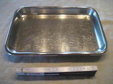 Verkaufsschale Schale Gastro Tablett 35 / 33 x 24 / 22 x 4 cm Servierplatte 82