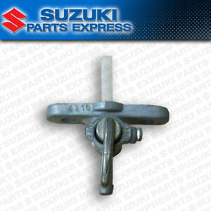 SUZUKI RM250 76-77 GXMOTOR FUEL TAP PETCOCK PETROL TANK VMX MOTORCROSS 14mm