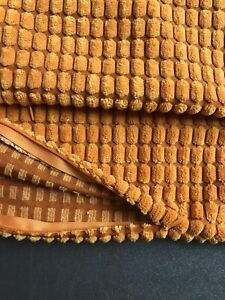 Matching 60's Set Throw Pillow Set MCM Fabric 3D 70s