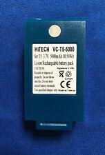 Hitech USA For VOCOLLECT P/N.:730022,136020805B(Japan Liion5Ah)T5 Scanners...eq