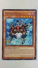 Doggy Diver SECE-EN096 1st Ed. Rare NM/Mint Yu-Gi-Oh
