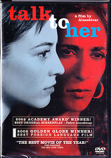 Talk to Her (Dvd, 2003,Widescreen) New