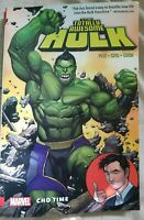 New & Unread Marvel TPB The Totally Awesome Hulk Vol 1: Cho Time (2016,TPB) NICE