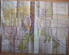 Selterscher Plan von Berlin 1804 Stadtplan Karte Reichshauptstadt Kartografie RP