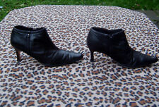 LILLEY AND SKINNER leather boots / shoes size UK 5