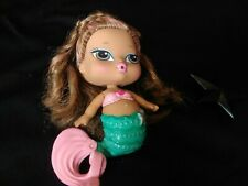 BRATZ BABYZ Mermaidz Caribbean Yasmin Mermaid Water Doll Rare Toy