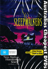 Sleepwalkers DVD NEW, FREE POSTAGE WITHIN AUSTRALIA REGION ALL