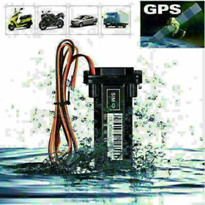 Car GPS Locator Tracker Real Time Tracking System Global for Vehicles Motorcycle