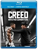 CREED - Nato Per Combattere (BLU-RAY) Sylvester Stallone, Michael B. Jordan