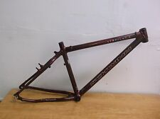 "Schwinn s.9five.3 16.5"" MTB frame ~ 90s era mountain bike aluminum"