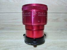 Isco cinemascope ultra star plus 2.1 Red isco micro anamorphic 2x with clamp