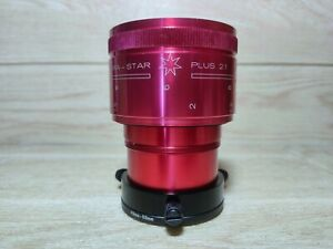 Isco cinemascope ultra star plus 2.1 RED isco micro anamorphic 2x with clamp