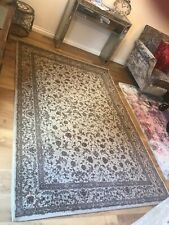 Dunelm 100 Wool Rugs For Ebay